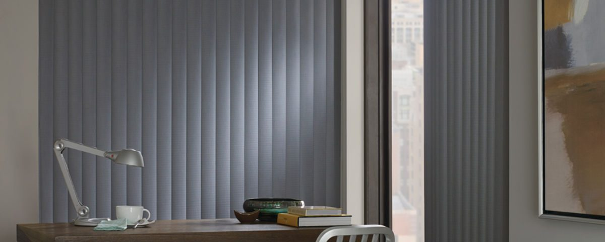 Somner Custom Vertical Blinds Cullen By Design